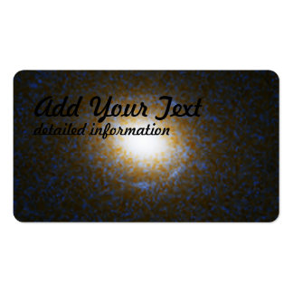 Einstein Ring Gravitational Lens Business Cards