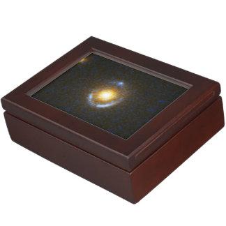 Einstein Ring Gravitational Lens Memory Boxes