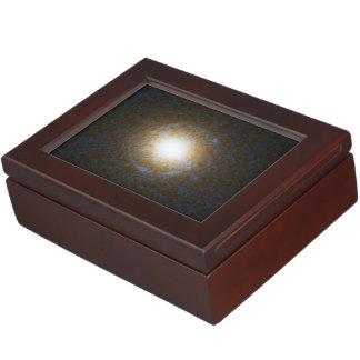 Einstein Ring Gravitational Lens Memory Box