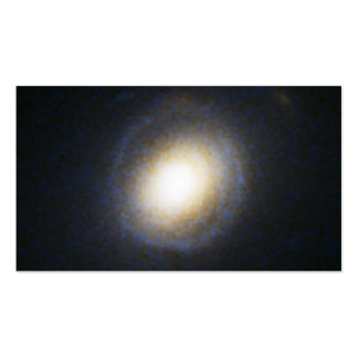 Einstein Ring Gravitational Lens SDSS J232120 93 Business Card Template