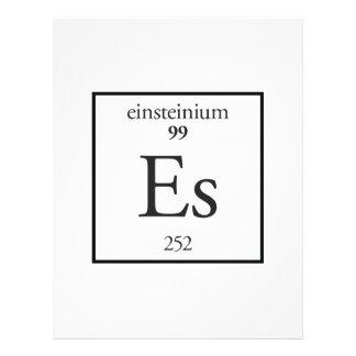 Einsteinium Flyer