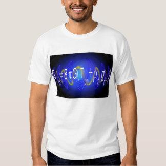 Einstein's Field Equation T-Shirt