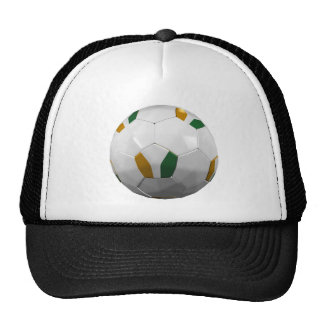 Eire and Ivory coast Trucker Hat