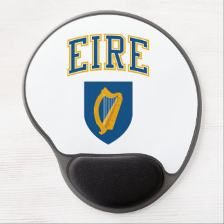 EIRE + Coat of Arms Gel Mouse Pad