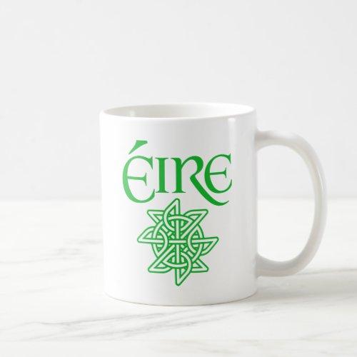 Éire Decorative Celtic Knot Pattern Irish