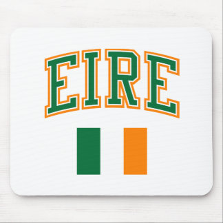 EIRE + Flag Mouse Pad