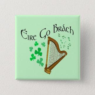 Eire Go Brach Buttons