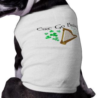 Eire Go Brach Dog Shirts