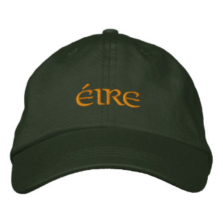 Éire Ireland Flexfit fitted baseball hat Embroidered Baseball Caps