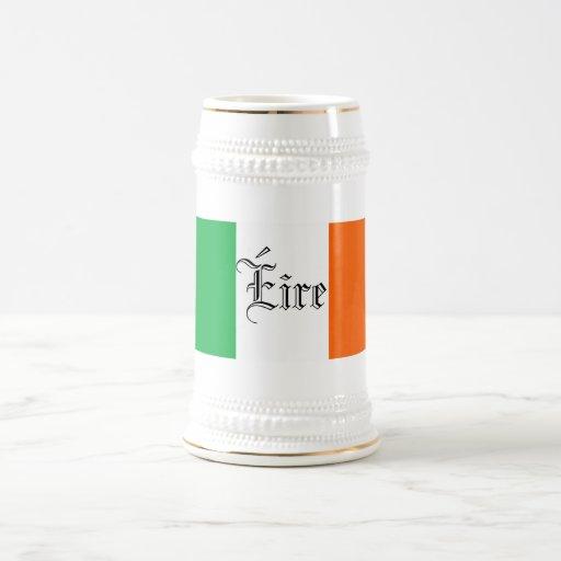 ÉIRE (IRLANDA) TAZA