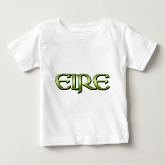 Eire, the Emerald Isle Baby T-Shirt