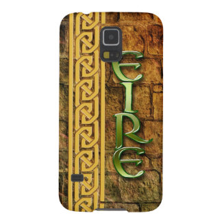 Eire, the Emerald Isle Case For Galaxy S5