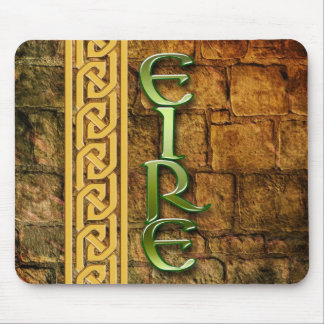 Eire, the Emerald Isle Mouse Pad