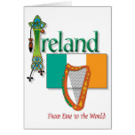 Eire To The World