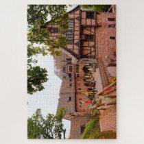 Eisenach Germany. Jigsaw Puzzle