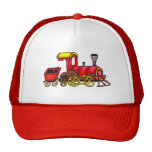 Eisenbahn Trucker Mützen