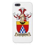 Eisenberg Family Crest iPhone 5 Cases
