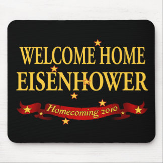 Eisenhower casero agradable mouse pad