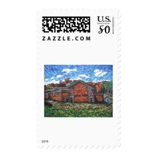 """""""Eisenhower"""" Postage"""