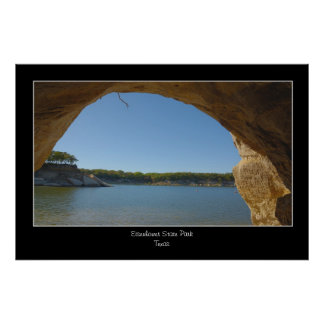 Eisenhower State Park Texas Posters