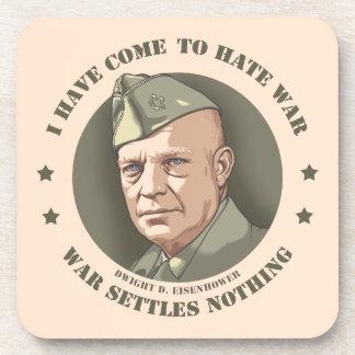 Eisenhower -War Beverage Coaster