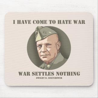 Eisenhower -War Mouse Pad
