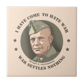 Eisenhower -War Tile