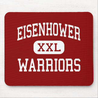 Eisenhower - Warriors - Middle - Everett Mouse Mat
