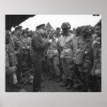 Eisenhower y el aerotransportado impresiones