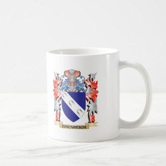 Eisenreich Coat of Arms - Family Crest Coffee Mug