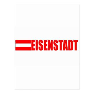 Eisenstadt, Austria Postcard