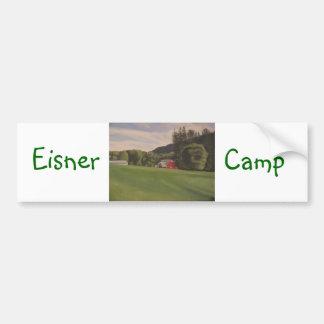Eisner Camp - Customized Bumper Sticker
