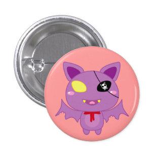 Eitel the Bat Pinback Buttons