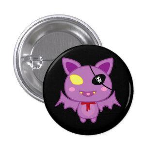 Eitel the Bat Pinback Button