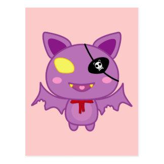 Eitel the Bat Postcard