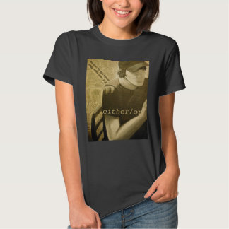 either/or tee shirt
