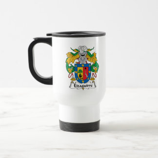 Eizaguirre Family Crest Mug