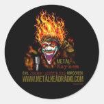 Ej & DS's Metal Mayhem sticker