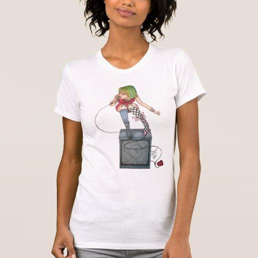 Eje de balancín camiseta