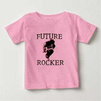 Eje de balancín futuro camisetas