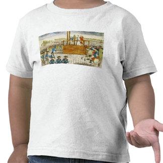 Ejecución de Marie-Antonieta Camisetas