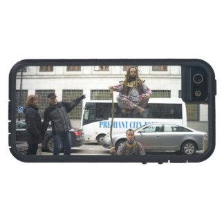 Ejecutantes de la calle funda para iPhone SE/5/5s