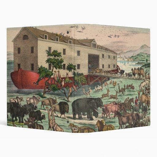 """Ejemplo 1882 de los animales de la arca de Noahs Carpeta 1"""""""