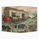Ejemplo 1882 de los animales de la arca de Noahs d