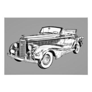 Ejemplo 1938 de Cadillac Lasalle Cojinete