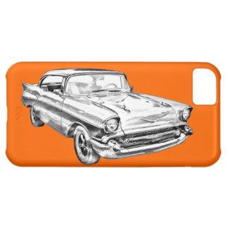 Ejemplo 1957 del Bel Air de Chevy