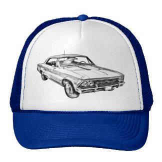 Ejemplo 1966 de Chevy Chevelle SS 396 Gorra