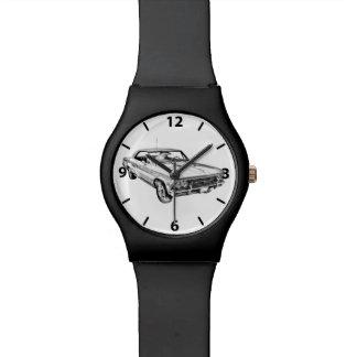 Ejemplo 1966 de Chevy Chevelle SS 396 Reloj De Mano