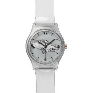 Ejemplo 1969 del coche de AMC Javlin Reloj De Mano