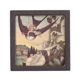 """Ejemplo a """"Thumbkinetta"""", por el cristiano de Hans Cajas De Joyas De Calidad"""